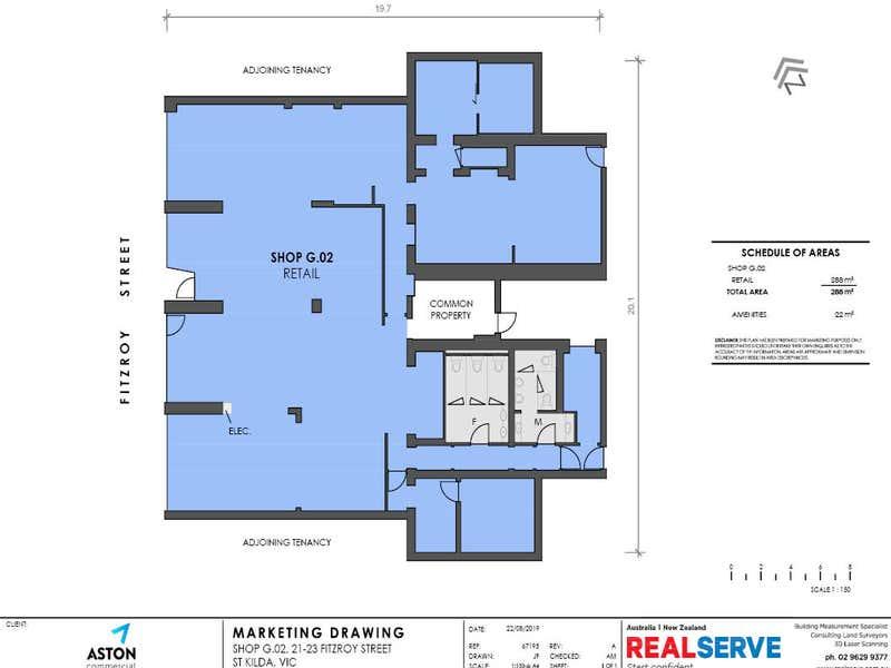 21-23 Fitzroy Street St Kilda VIC 3182 - Floor Plan 1