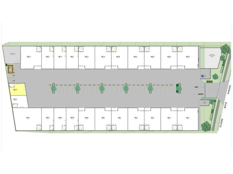 13/34-36 Claude Boyd Parade Bells Creek QLD 4551 - Floor Plan 1