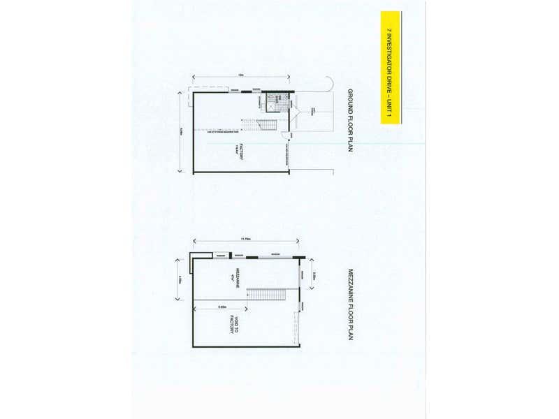 1/7 Investigator Drive Unanderra NSW 2526 - Floor Plan 1