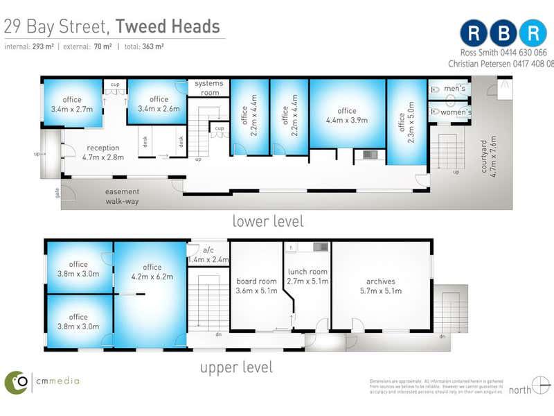 29 Bay Street, Tweed heads Tweed Heads NSW 2485 - Floor Plan 1