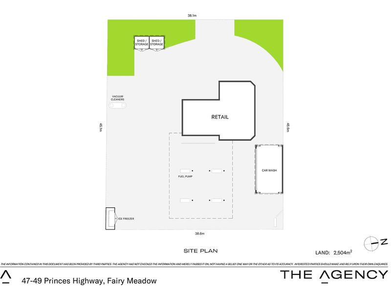 47-49 Princes Highway Fairy Meadow NSW 2519 - Floor Plan 1