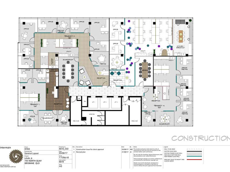 193 North Quay Brisbane City QLD 4000 - Floor Plan 1