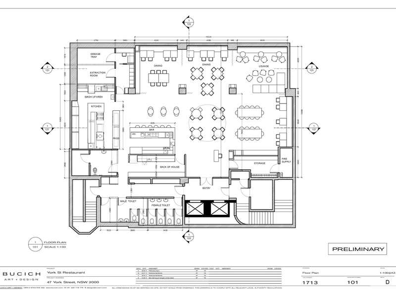 Sydney NSW 2000 - Floor Plan 1