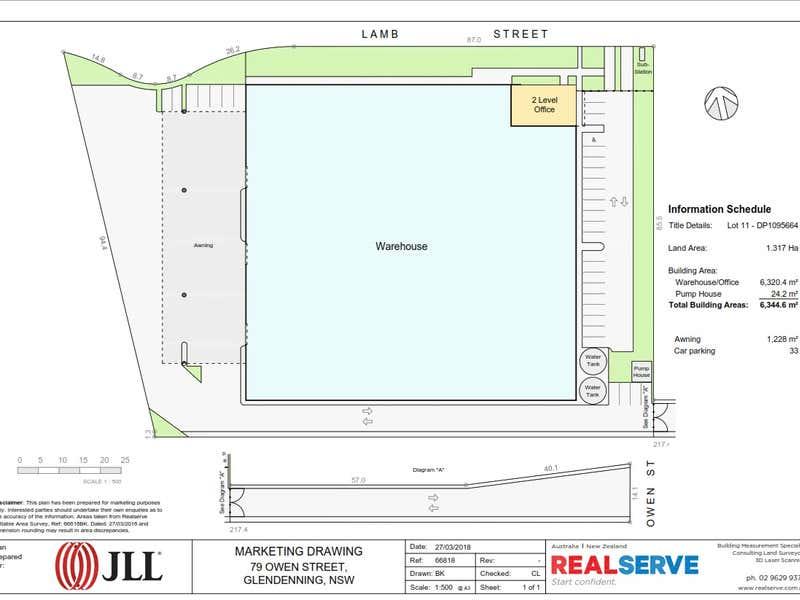 79 Owen Street Glendenning NSW 2761 - Floor Plan 1