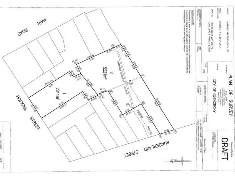 18 Sunderland Street Moonah TAS 7009 - Floor Plan 1