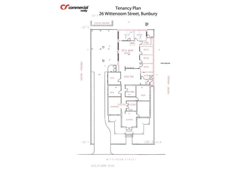 26 Wittenoom Street Bunbury WA 6230 - Floor Plan 1