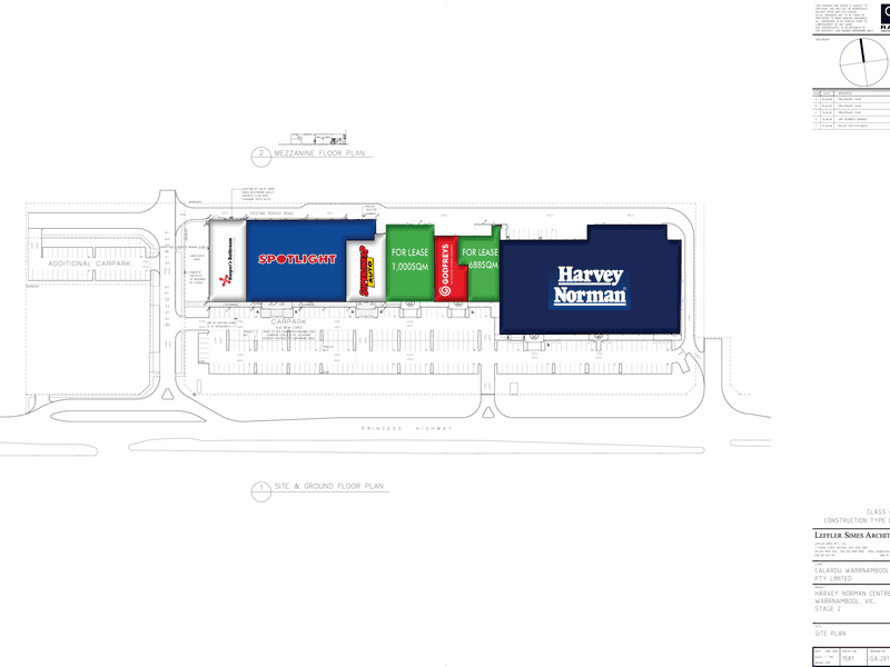 84 Raglan Parade Warrnambool VIC 3280 - Floor Plan 1