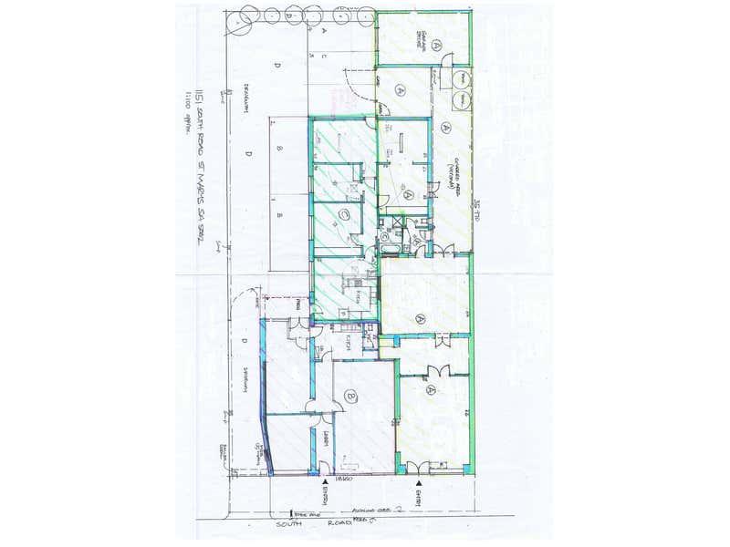 1149-1151 South Road St Marys SA 5042 - Floor Plan 1