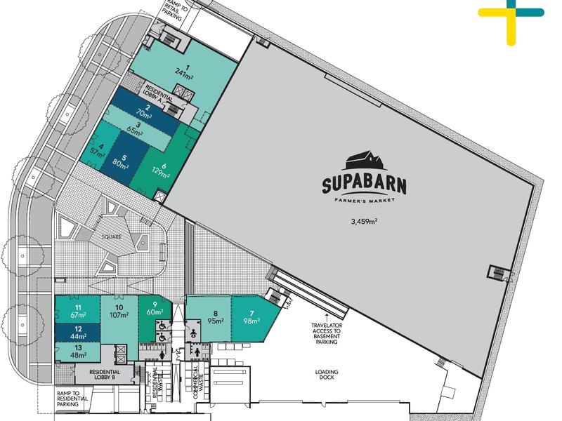 Eyre St. Market, 37 Eyre Street Kingston ACT 2604 - Floor Plan 1