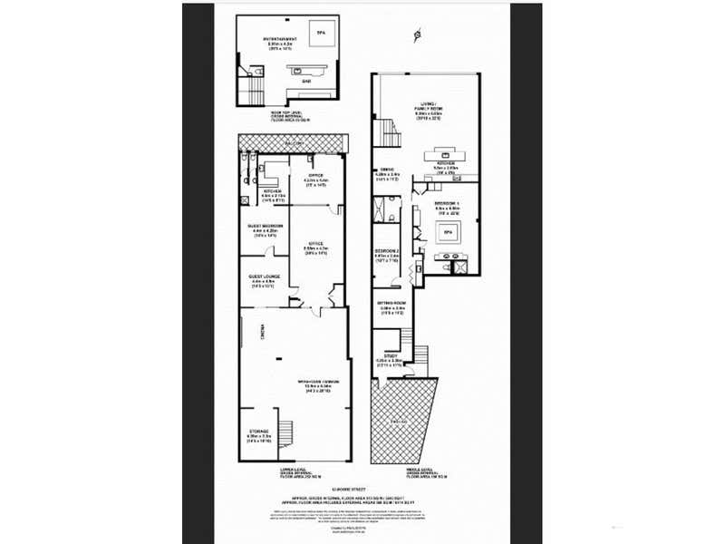 12 Moore Street Albion QLD 4010 - Floor Plan 1