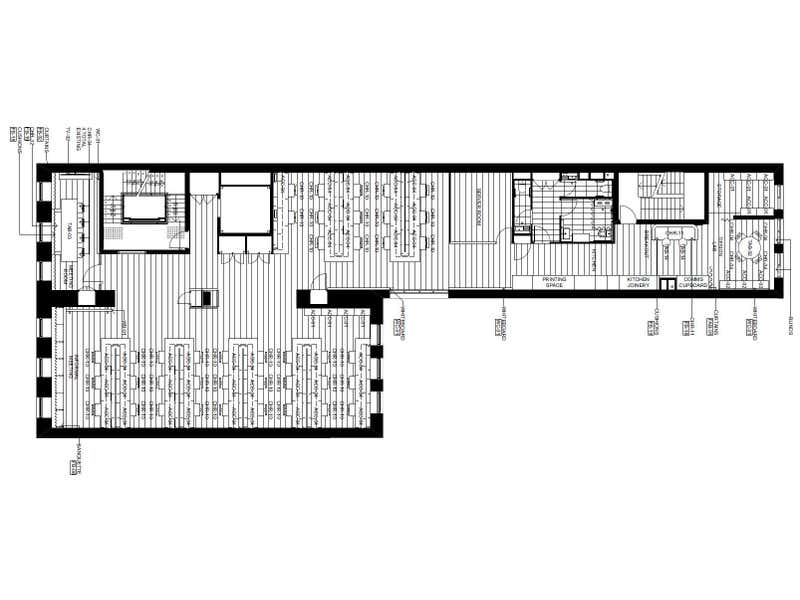 107 Elizabeth Melbourne VIC 3000 - Floor Plan 1