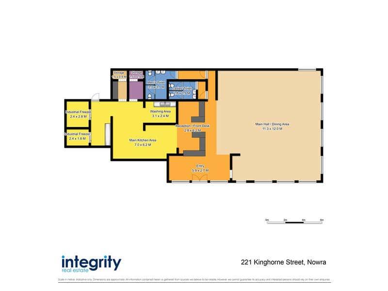 221 Kinghorne Street Nowra NSW 2541 - Floor Plan 1