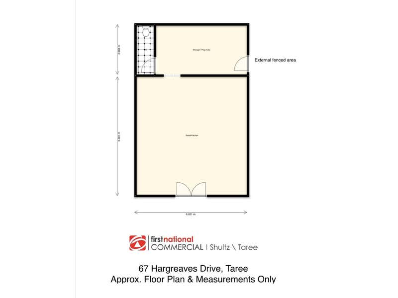 67 Hargreaves Drive Taree NSW 2430 - Floor Plan 1