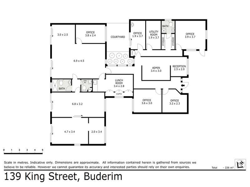 139 King Street Buderim QLD 4556 - Floor Plan 1