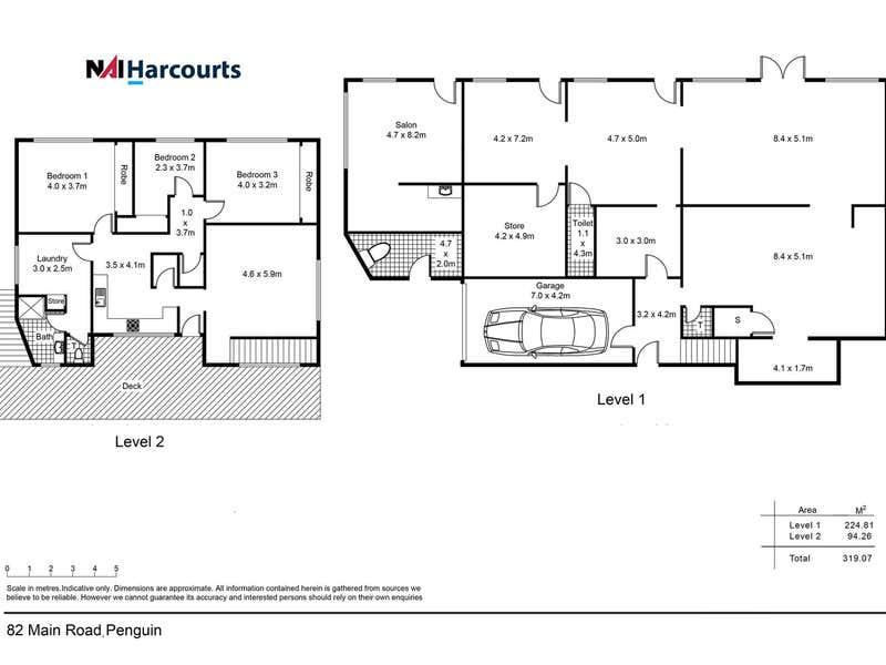 85 Main Road Penguin TAS 7316 - Floor Plan 1