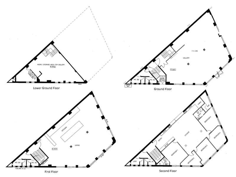 41 Military Road Neutral Bay NSW 2089 - Floor Plan 1