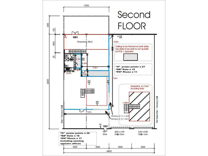 12/1 Reliance Drive Tuggerah NSW 2259 - Floor Plan 2