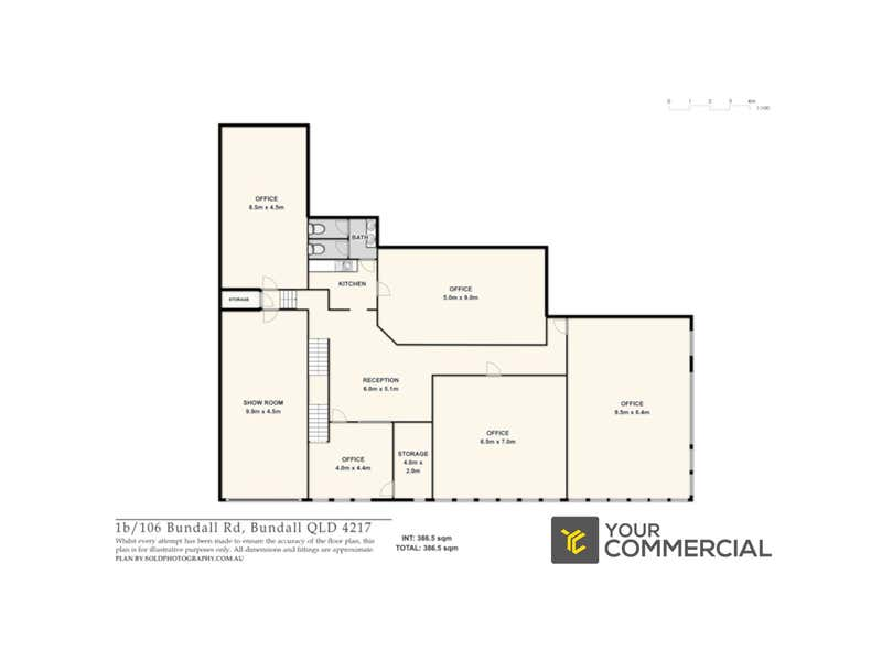 106 Bundall Road Bundall QLD 4217 - Floor Plan 1