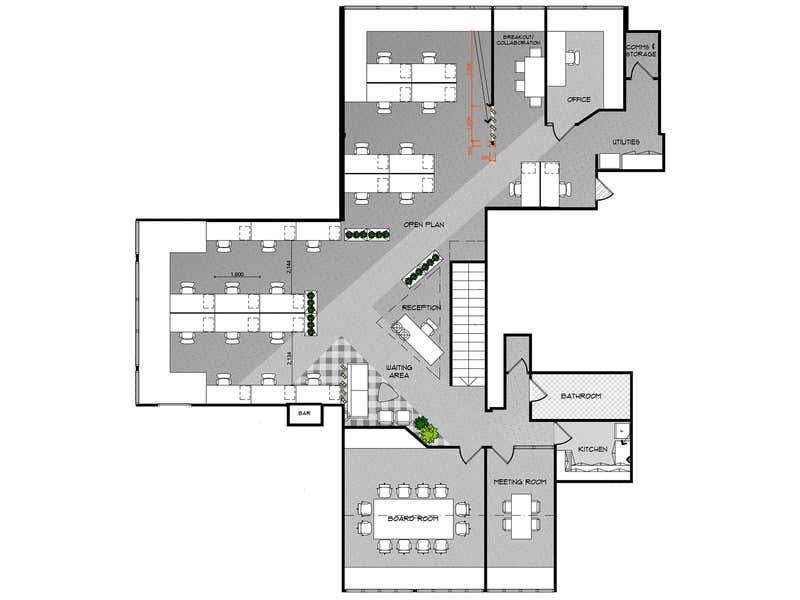 54 Marcus Clarke Street City ACT 2601 - Floor Plan 1