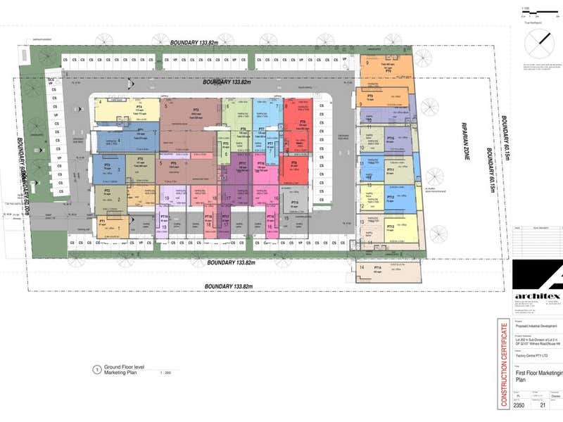 Lot 202 Withers Road Rouse Hill NSW 2155 - Floor Plan 1