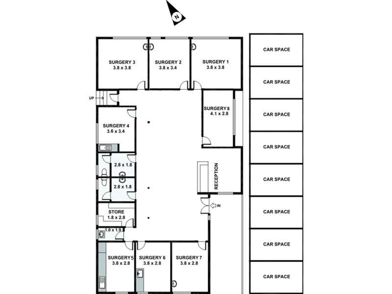 35 NORVAL STREET Auburn NSW 2144 - Floor Plan 1