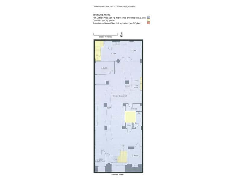 18-20 Grenfell Street Adelaide SA 5000 - Floor Plan 1