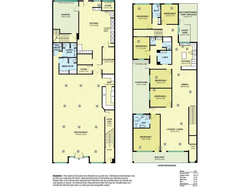 157-159 Gouger Street Adelaide SA 5000 - Floor Plan 1
