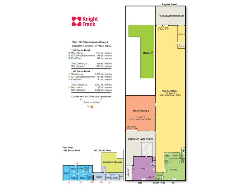 1217 South Road St Marys SA 5042 - Floor Plan 1
