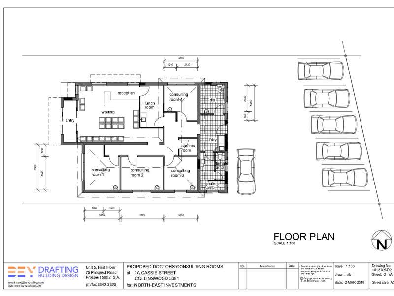 Collinswood Shopping Centre, 31 North East Road Collinswood SA 5081 - Floor Plan 2