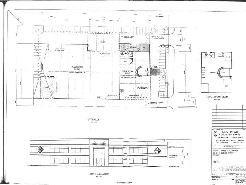 21 Barker Street Belmont WA 6104 - Floor Plan 2