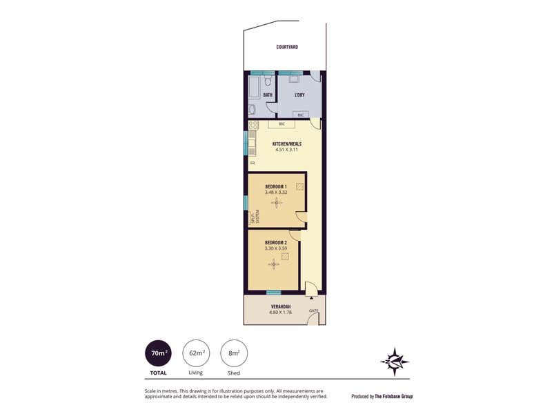 12-20 Shannon Place Adelaide SA 5000 - Floor Plan 2