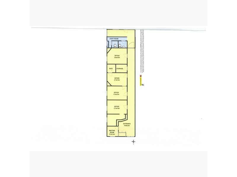 Suite 1, 144 Murray Street Colac VIC 3250 - Floor Plan 1
