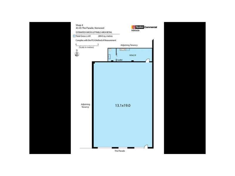 4/43-45 The Parade Norwood SA 5067 - Floor Plan 1
