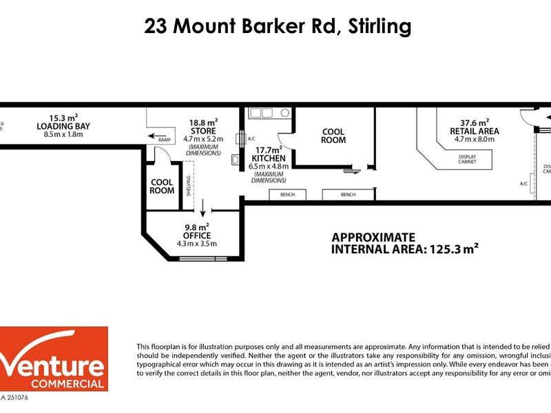 5/23 Mount Barker Road Stirling SA 5152 - Floor Plan 1