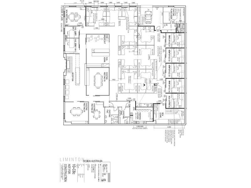 161 Wakefield Street Adelaide SA 5000 - Floor Plan 1