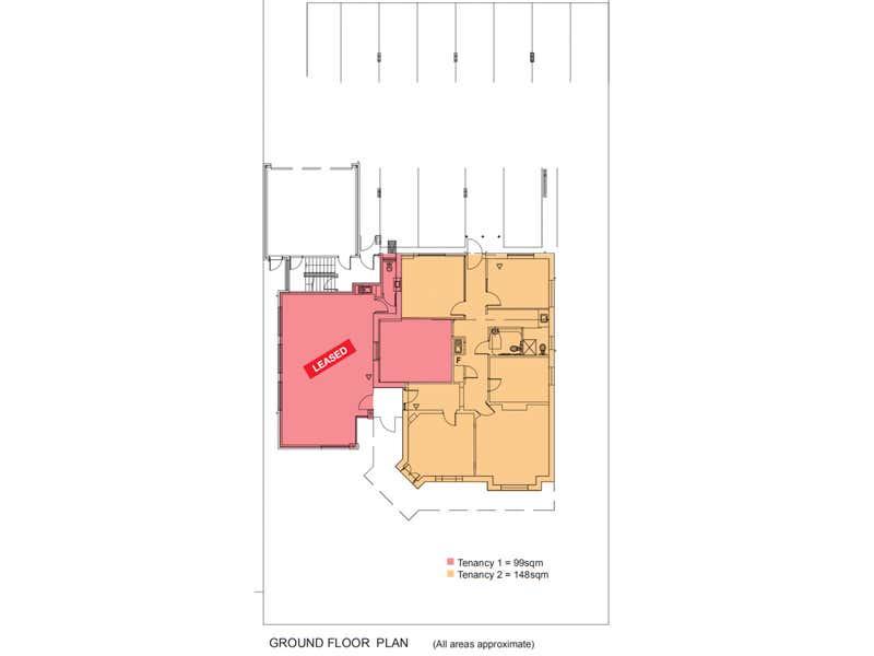 Tenancy 2, 61 Kensington Road Norwood SA 5067 - Floor Plan 1