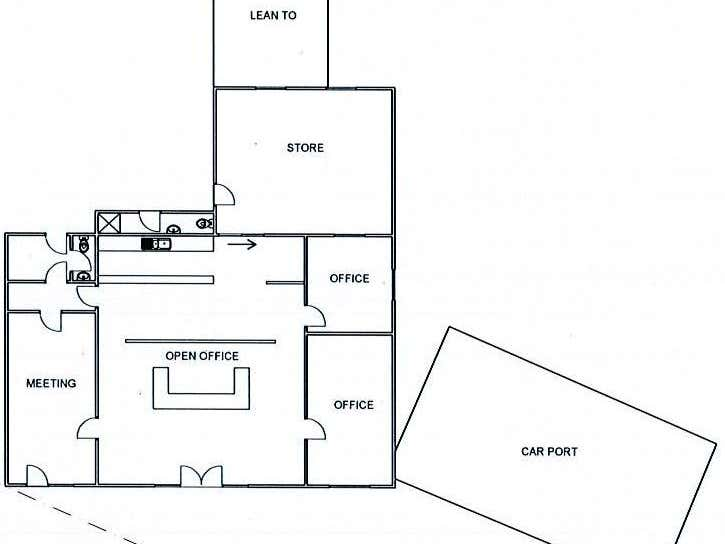 17b Brown Street Alice Springs NT 0870 - Floor Plan 1