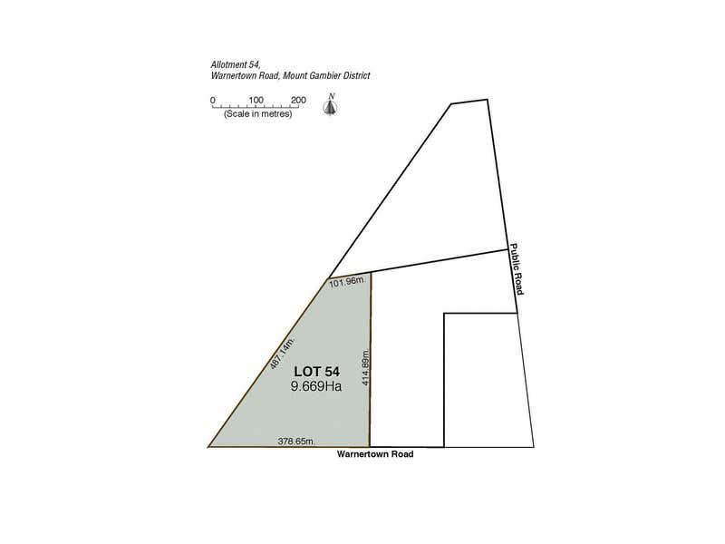 Lot 54 Warnertown Road Port Pirie SA 5540 - Floor Plan 2