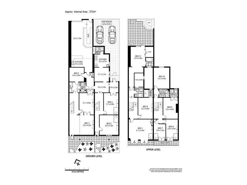 110-112 Cathedral Street Woolloomooloo NSW 2011 - Floor Plan 1
