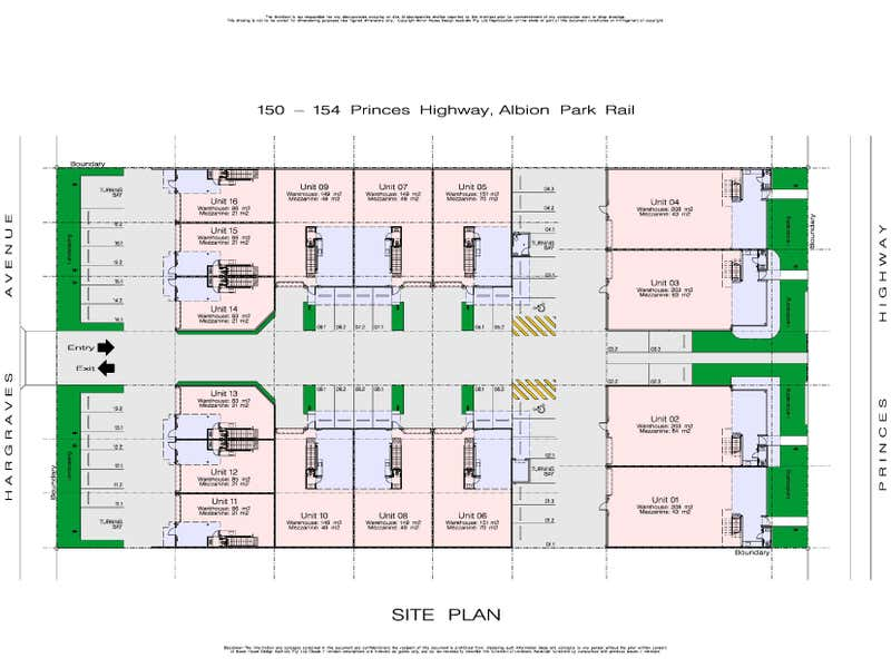 150-154 Princes Highway Albion Park Rail NSW 2527 - Floor Plan 1