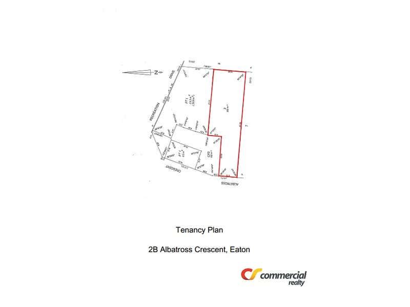 Unit B, 2 Albatross Crescent Eaton WA 6232 - Floor Plan 1
