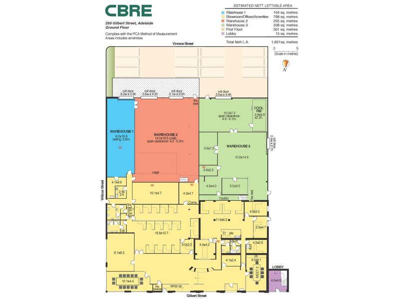 245-259 Gilbert Street Adelaide SA 5000 - Floor Plan 2