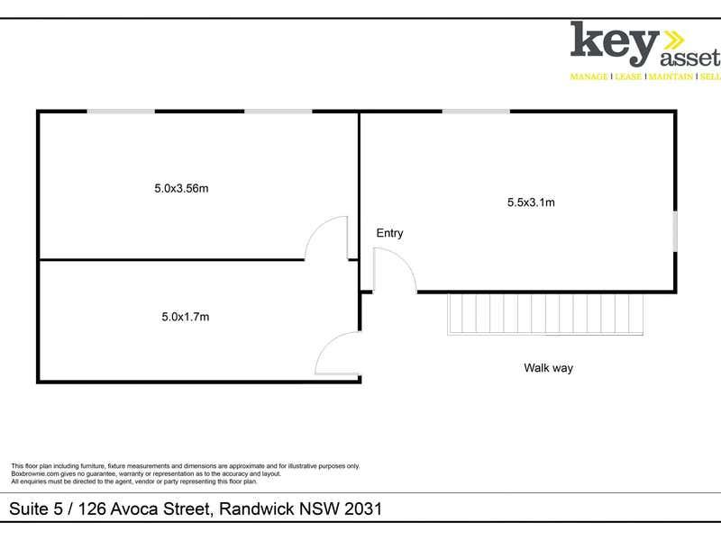 5/126 Avoca Street Randwick NSW 2031 - Floor Plan 1