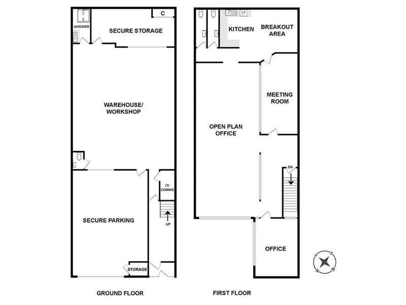 129 Buckhurst Street South Melbourne VIC 3205 - Floor Plan 1