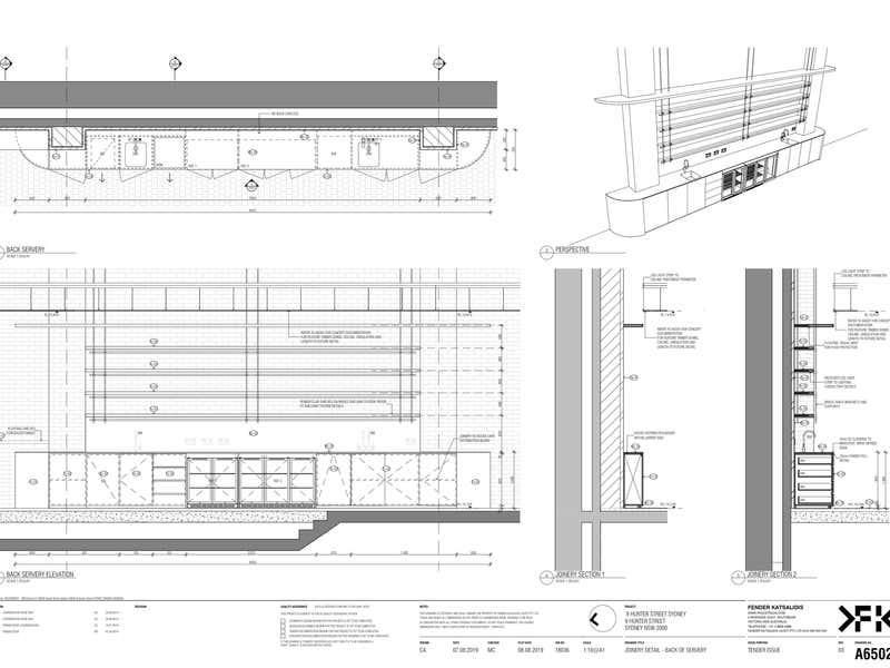 9 Hunter Street Sydney NSW 2000 - Floor Plan 2