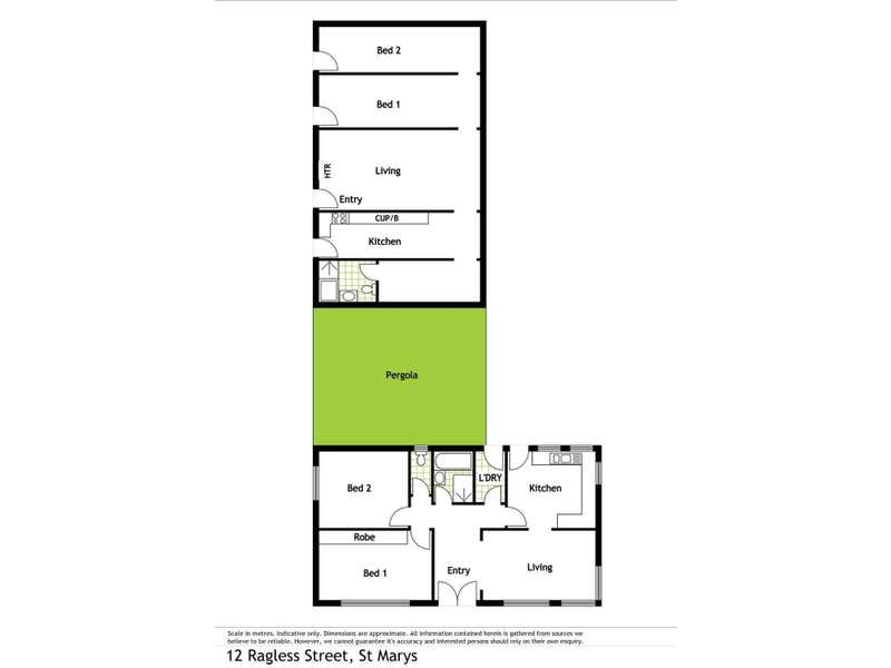 1215-1217 South Road St Marys SA 5042 - Floor Plan 2