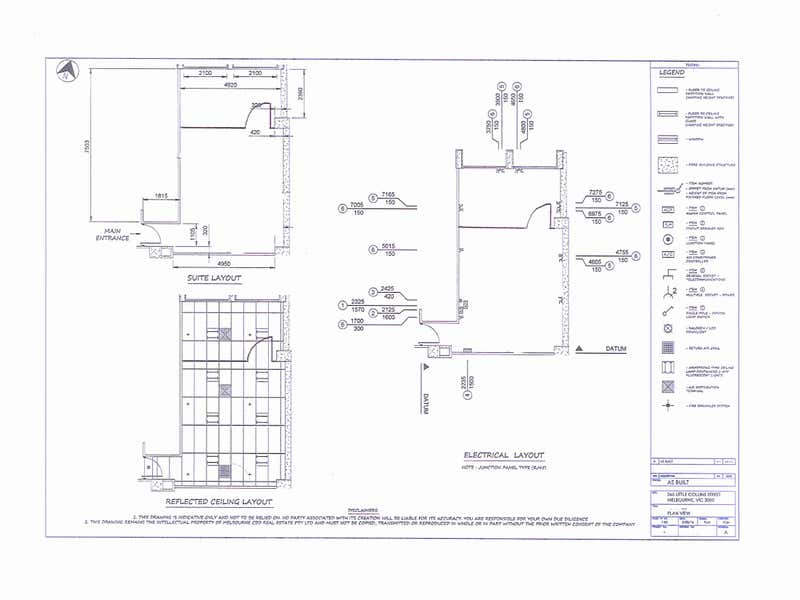 118/365 Little Collins Street Melbourne VIC 3000 - Floor Plan 1