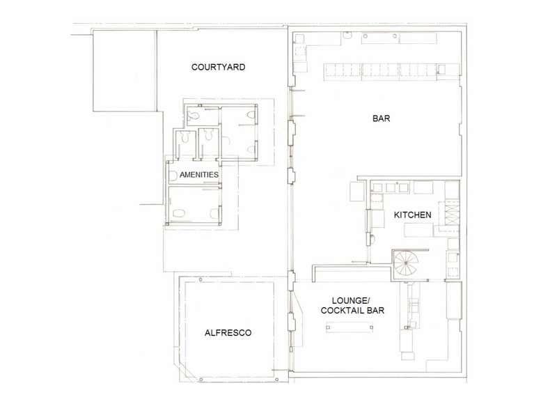 8 James Street Fremantle WA 6160 - Floor Plan 2