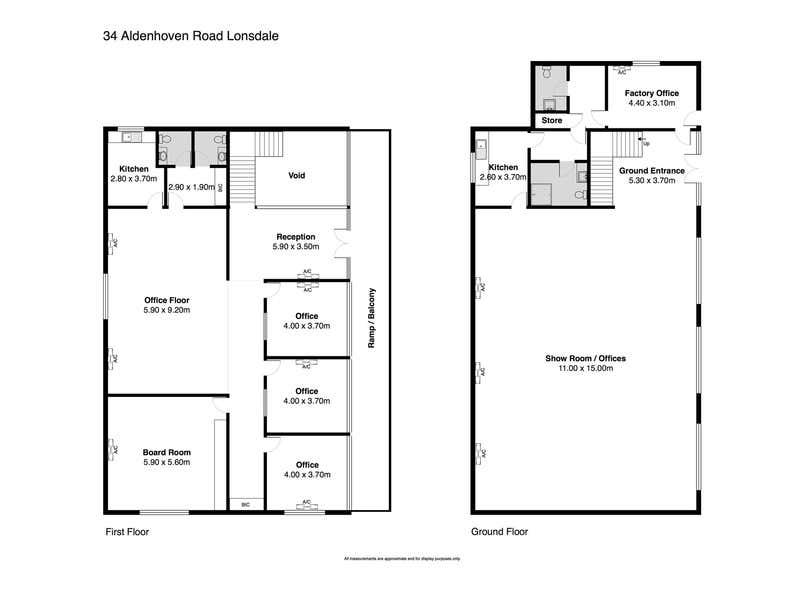 34 Aldenhoven Road Lonsdale SA 5160 - Floor Plan 1