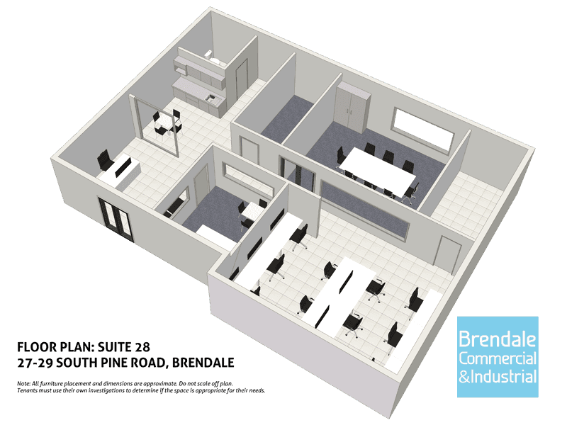 Unit 28, 27 South Pine Rd Brendale QLD 4500 - Floor Plan 1